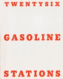 Künstlerbuch | Ed Ruscha. Twentysix Gasoline Stations, 1963