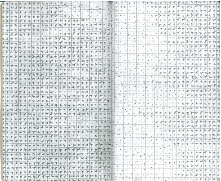 Künstlerbuch: Irena Lagator Pejovic - The Society of Unlimited Responsibility (Foto: Marlene Obermayer)