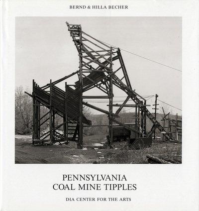 Bernd & Hilla Becher : Pennsylvania Coal Mine Tipples, 1991.