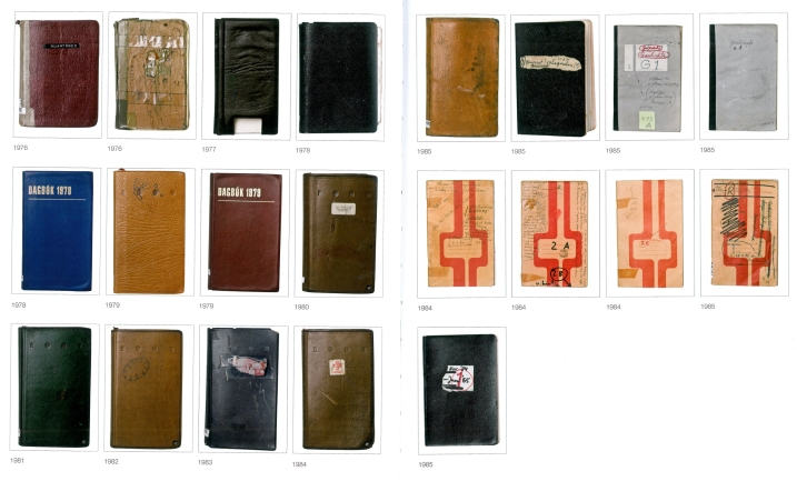 Tagebücher 1976 bis 1985
