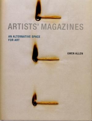 Gwen Allen | Artists' magazines. An Alternative Space for Art, 2011 (Foto: Marlene Obermayer)