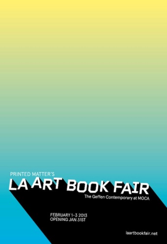 LA ART BOOK FAIR (http://printedmatter.org)