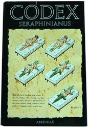 Luigi Serafini: Codex-Seraphinianus Cover (Abbeville Ausgabe, 1991)
