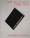 Germano Celant: book as artwork. 1960 / 1972, 2nd Ed., 2010 (Foto: Marlene Obermayer)