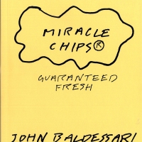 Künstlerbuch | Artists' book: John Baldessari, Miracle Chips.Guaranteed Fresh, 2009