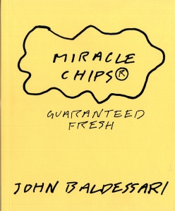John Baldessari, Miracle Chips.Guaranteed Fresh, 2009 (Foto: Marlene Obermayer)