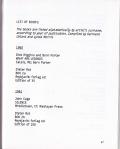 Germano Celant: book as artwork. 1960 / 1972, 2nd Ed., 2010, S. 57 (Foto: Marlene Obermayer)