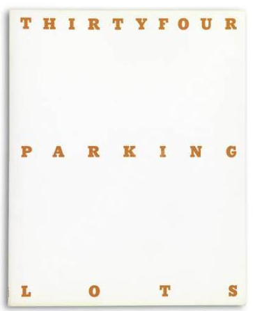 1967 3_Thirtyfour Parking Lots in LA