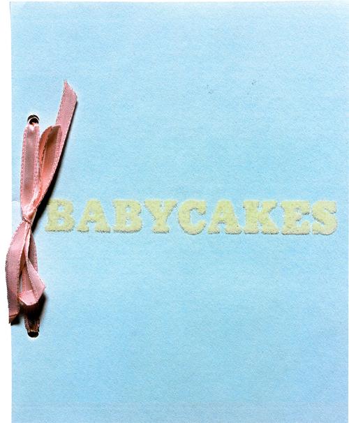 Künstlerbuch | Artists' book: Ed Ruscha. Babycakes (with weights), 1970