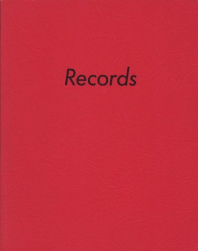 1971 1_Records Cover