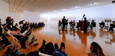 Concert Ensemble Op Cit direction Guillaume Bourgogne, 29.Sept 2012 at MAC Lyon