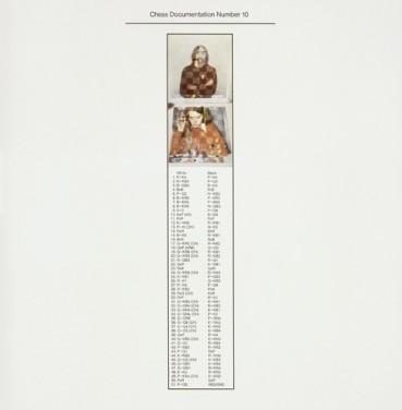 Peter Hutchinson, Chess Documentation No.10, 1971/72 (Quelle: Edition Block)