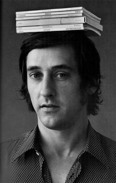 Ed Ruscha in Various Small Books (MIT Press, 2013)