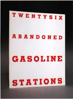 Jeff Brouws | Twentysix Abandoned Gasoline Stations, 1992