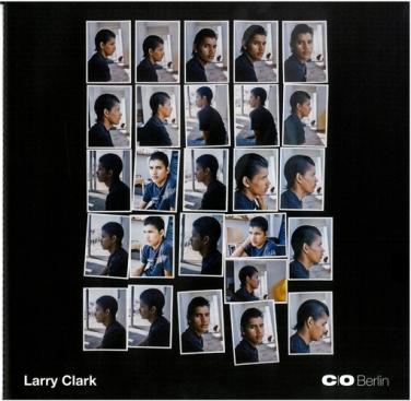Booklet   Larry Clark: Jonathan Velasquez (7), 2011, Color photographs on foamcore, 101,6 x 81,3 cm