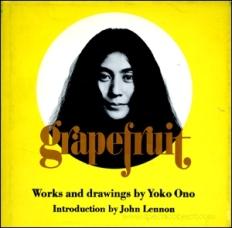 Künstlerbuch | Artists' book: Grapefruit, 2000 (Neuauflage), Simon & Schuster, New York