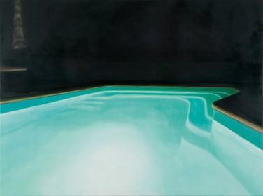 Ingmar Alge, Swimmingpool 4, 2009 (136 x 182 cm)