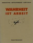 Kippenberger Büttner Oehlen Wahrheit ist Arbeit Cover