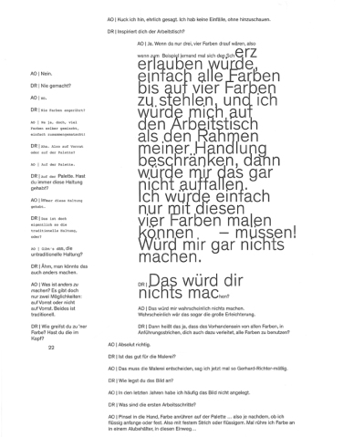 Künstlerbuch | Albert Oehlen. Malerei, 2013 (Gestaltungskonzept: Heimo Zobernig)
