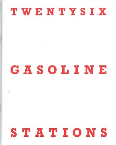 Jeffery Morger | Twentysix Gasoline Stations, 2013 (Foto: Marlene Obermayer)
