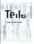 Johannes Wohnseifer Teile 2013 Cover