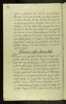 """UBG Ms. 1963, Fol. 8v Rezept """"Schunken in süsser Limmony Sooss"""""""
