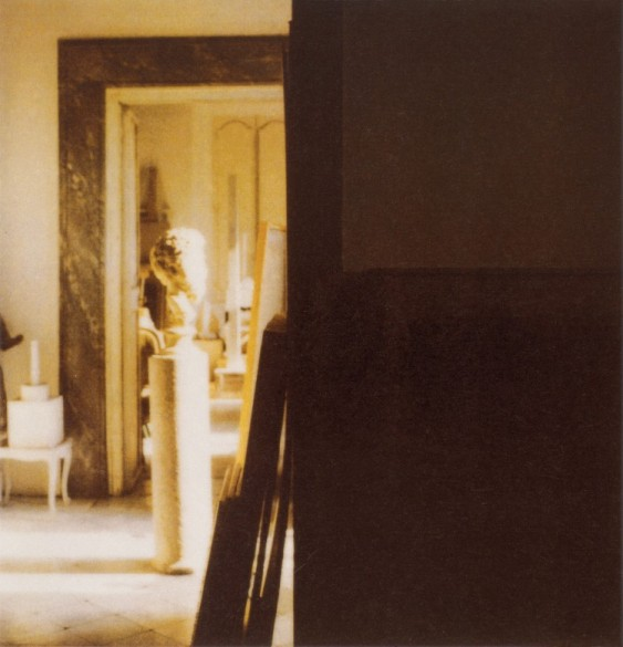 Cy Twombly, Interior, Rome, 2003