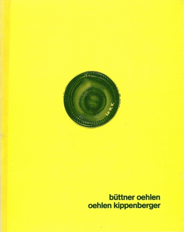 W. Büttner, M. Kippenberger, A. Oehlen, M. Oehlen Le R.K. – Le radius kronenberg, 1987