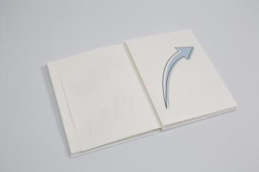 Künstlerbuch | Artists' book: Lawrence Weiner. TIT AS TAT (Three Star Books 2013)