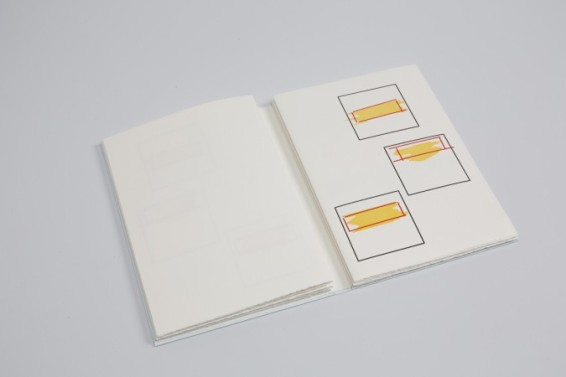 Künstlerbuch | Artists' book: Lawrence Weiner. TIT AS TAT (Three Star Books 2013)