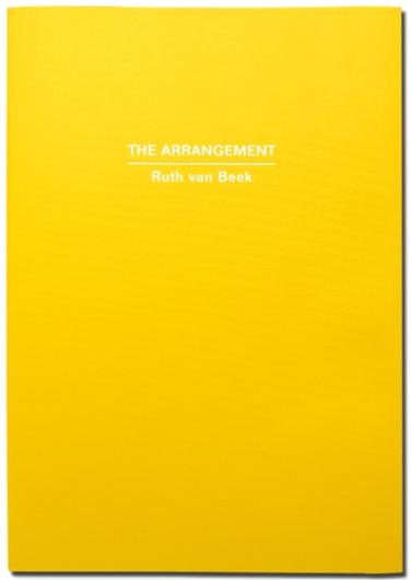 THE ARRANGEMENT - Ruth van Beek (Foto: RVB Verlag)