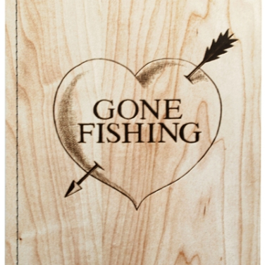 GONE FISHING (English) - Thomas Mailaender (Foto: RVB Verlag)