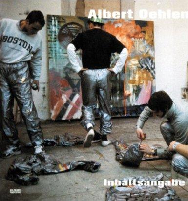 Albert Oehlen_Inhaltsangabe_2000