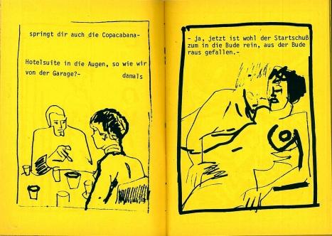 M. Kippenberger, A. Oehlen 14.000.000.- für ein Hallöchen, 1986