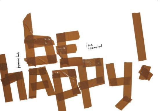 Igor Samolet. be happy!