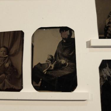 Linda Fregni Nagler. The Hidden Mother at Venice Biennial 2013 (Copyright: Marlene Obermayer)