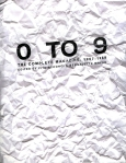 0 to 9 Cover