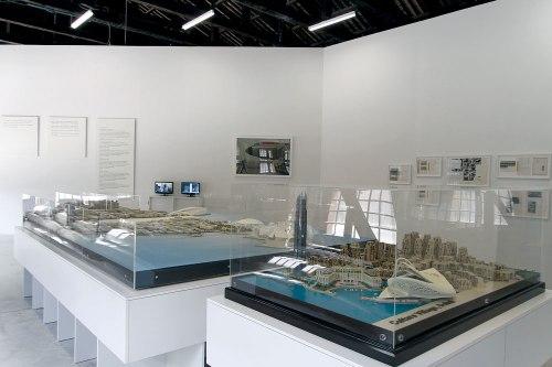 Biennale von Venedig 2009, Arsenale, VAE