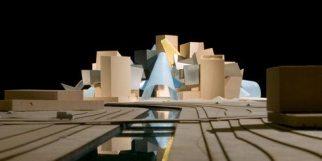 Entwurf Guggenheim Museum Abu Dhabi, Architekt: Frank O. Gehry, Fertigstellung: voraussichtlich 2017