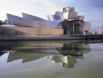 Guggenheim Museum Bilbao, Architekt: Frank O. Gehry, Fertigstellung: 1997