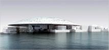 Entwurf Mini-Louvre Abu Dhabi, Architekt: Jean Nouvel, Fertigstellung: voraussichtlich 2017