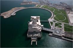 Museum of Islamic Art, Doha. Architekt: I.M. Pei / Jean-Michel Wilmotte, Fertigstellung 2008