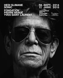 © Lou Reed by Hedi Slimane