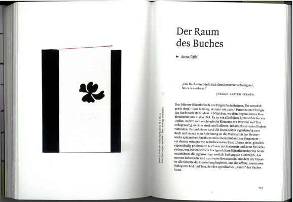 Jürgen Partenheimer. Das Archiv 2014 (Distanz Verlag)