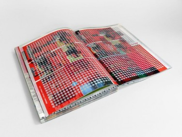 Sam Lewitt. Template / Book (Three Star Books), 2014