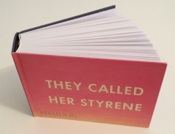 Künstlerbuch | Artists' book: Ed Ruscha. THEY CALLED HER STYRENE (Phaidon Press Limited, London 2000)