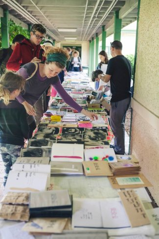 03-07 May 2017 | Noted Independent Publishing Fair, Canberra, Australia