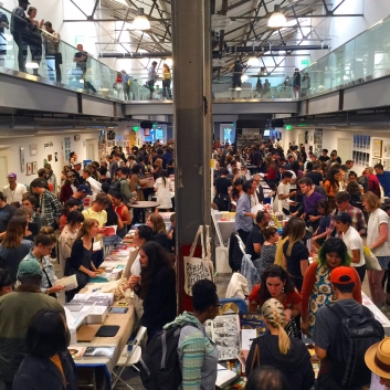 21-23 July 2017 | San Francisco Art Book Fair, San Francisco, USA