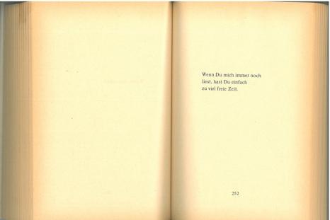 A. R. Penck: Ich bin ein Buch kaufe mich jetzt (Verlagsgesellschaft, Obertshausen 1976)