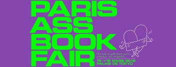 16-18 March 2018 | Paris Ass Book Fair, Paris, France